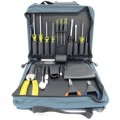 Jensen Tools JTK-50 Compact Technician's Kit in Single Blue Cordura Case