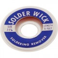 Aven 17542 DESOLDERING WICK 2.5MM 16G NO CLEAN AVEN