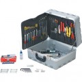 Jensen Tools JTK-55LHST Field Service Tool Kit in Gray Super Tough Case