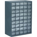 Flambeau U45P 48 Drawer Plastic Cabinet (12