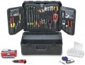 Jensen Tools JTK-5000 LAN & PC Maintenance Kit in Rota Tough Case