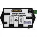 Stanley Supply & Services ASK-28324 Multi-Mount Continuous Monitor for Single Wire Wrist Straps