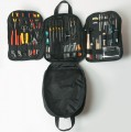 Jensen Tools JTK-87B Kit in Backpack Case, Black