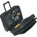 Jensen Tools JTK-32M-MET Installation Service Kit in Soft Sided Tote Case with Metric Tools