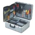 Jensen Tools JTK-1003 Inch Metric Clean Room Kit in Rota-Tough Case