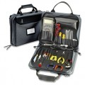 Jensen Tools JTK-16GC Compact Technician's Kit in Single Gray Cordura Case