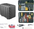 Jensen Tools JTK-17XRRT Kit in Xtra Rota Tough Case