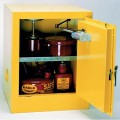 Eagle 1904 Flammable Liquids Safety Storage Cabinet, 4 Gallon Capacity, 17.5