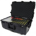 Jensen Tools JTC-13165P General Mechanics Tool Kit in Foamed Pelican Case