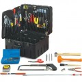 Jensen Tools JTK-96 Industrial Tool Kit in Xtra Rugged Rota Tough Case
