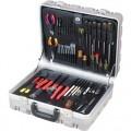 Jensen Tools JTK-17STME Metric Kit in Super Tough Case w/ 220V Iron