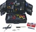 Jensen Tools JTK-88S Inch/MM  Electro Mechanical Kit in Black Super Tough Case