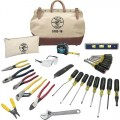 Klein 80028 28PC ELECTRICIAN'S TOOL KIT KLEIN TOOLS
