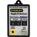 Desco 98132 AC Outlet Analyzer and Wrist Strap Tester