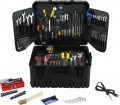 Jensen Tools JTK-88SP Inch/MM  Electro Mechanical Kit Roto Rugged Wheeled HD Military Case
