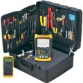 Jensen Tools JTK-87FLK7 Kit with Fluke 190-202 Scopemeter and 87V