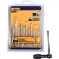 Hanson 80187 Drill & Tap Set, 13 pc.