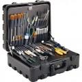 Jensen Tools 33-EB9 CEK-33 Deluxe Field Sevice Kit in Deep Super Tough Case