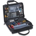 Jensen Tools JTK-49CBR Workstation Kit in Single Black Cordura Case