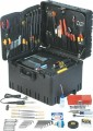 Jensen Tools JTK-78WR Deluxe Medical Kit in 12 Inch Roto Rugged Wheeled Case