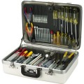 Jensen Tools JTK-1004 Clean Room Tool Kit in White Poly Case