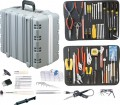 Jensen Tools JTK-87DST3 Inch Metric Kit in Super Tough Case