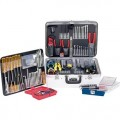 Jensen Tools 2001-10-3 Tool Kit, Cleanroom Inch/Metric Combo