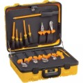 Klein 33525 13-Piece 1000-Volt Utility Insulated Tool Kit