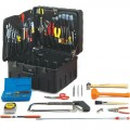 Jensen Tools JTK-96 Industrial Tool Kit in  X-tra Rugged Rota-Tough case