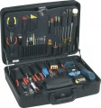 Jensen Tools JTK-2100WM LAN Manager Kit with Test Equipment in Monaco Case