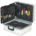 Jensen Tools JTK-75WIM Inch/MM Bio Medical Technician's Kit in Super Tough Case