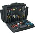 Jensen Tools JTK-2100W LAN Manager Kit with Test Equipment in Cordura Case