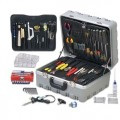 Jensen Tools JTK-77DST Deluxe Field Service Kit In Gray Super Tough Case