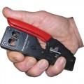 Platinum Tools 12507C Tele-Titan™ Modular Plug Crimp Tool