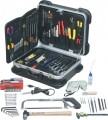 Jensen Tools JTK-93 Inch Electro-Mech Service Kit in Heavy Duty Poly Case