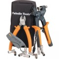 Paladin Tools PA4910 Compression Crimper for waterproof CATV