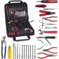 TESSCO Services TOOL KIT 2A 2-Way Technician's Tool Kit, 24pc kit in soft case
