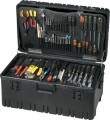Jensen Tools JTK-93LW Electro Mech. Service Kit in Roto Rugged Wheeled Case