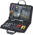 Jensen Tools JTK-32Z Elec Install Service Kit in Single Black Cordura Case