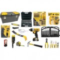 Jensen Tools JTK-14182 Deluxe Maintenance Tool Kit