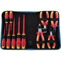 Jonard TK-110INS 11 Piece Insulated Tool Kit
