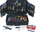 Jensen Tools JTK-88 Inch/MM Electro Mechanical Kit in Black Deluxe Poly Case