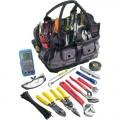 Jensen Tools JTK-28D HVAC Tool Kit with JTM-69A DMM