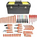 Jensen Tools JTK-13309 Electrician's Insulated Tool Kit
